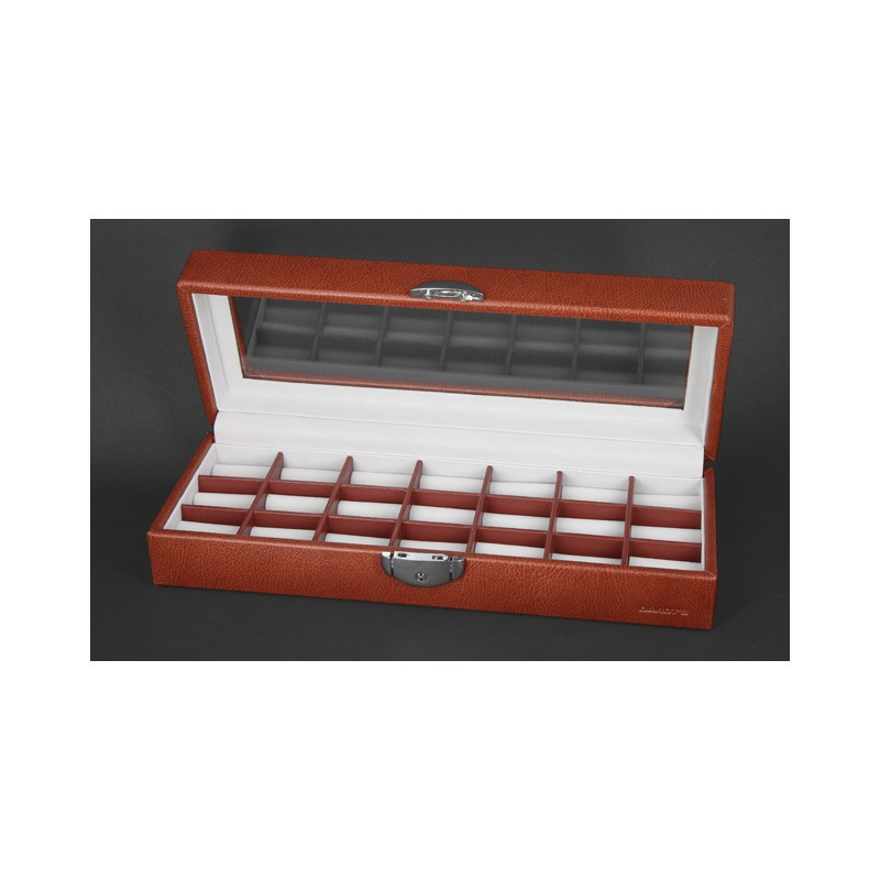 Coffret vitrine casier cognac