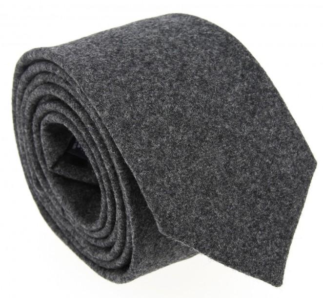 Cravate hackett grise en flanelle la maison de la cravate - La maison de la cravate ...
