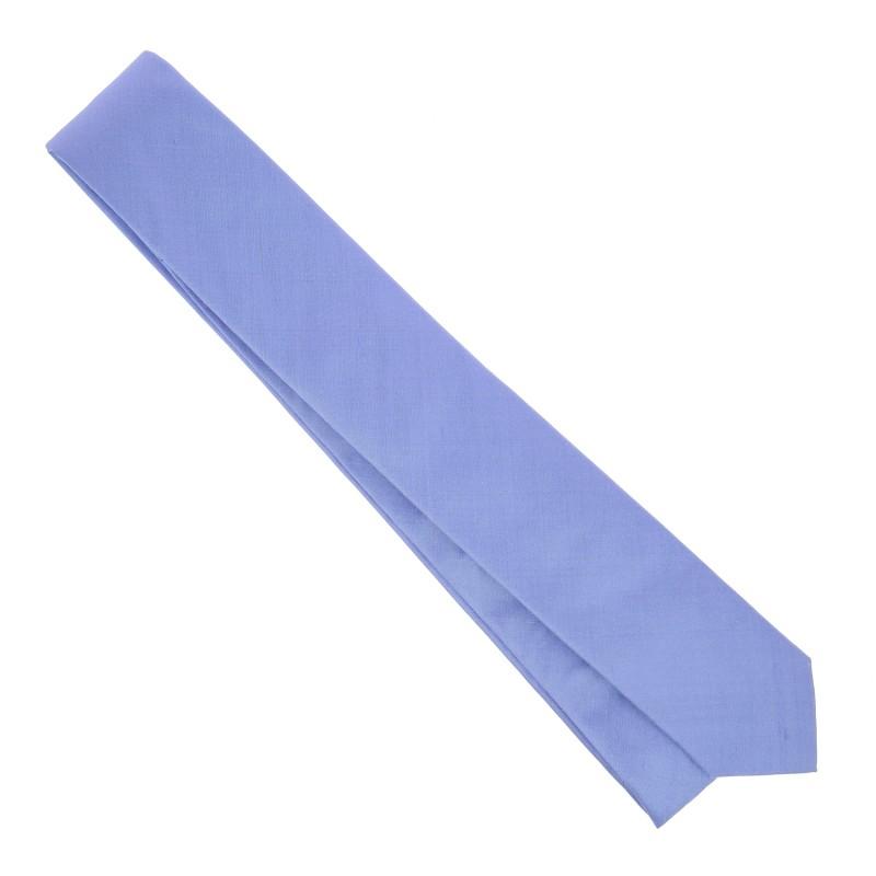 cravate en soie sauvage parme maison de la cravate. Black Bedroom Furniture Sets. Home Design Ideas