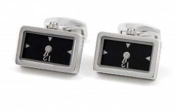 Boutons de manchette Tateossian - Piccolo Watch
