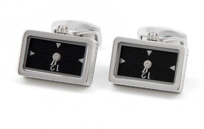 Boutons de manchette Tateossian - Piccolo Watch