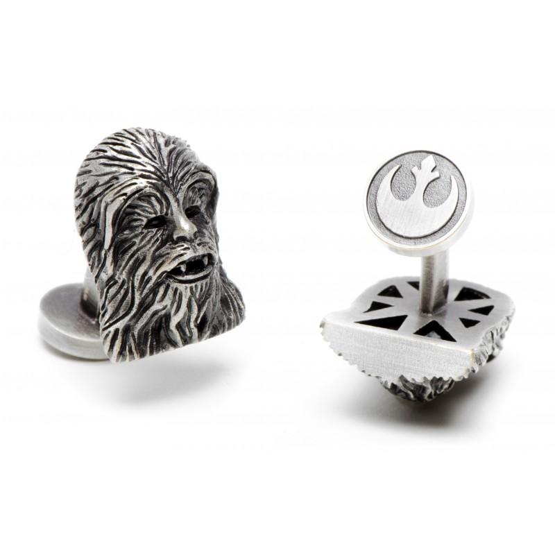 star wars chewbacca palladium la maison du bouton de manchette. Black Bedroom Furniture Sets. Home Design Ideas