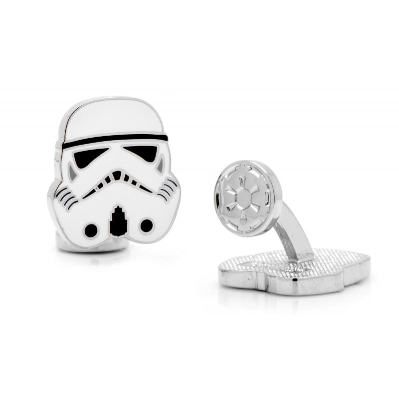 star wars stormtrooper head la maison du bouton de manchette. Black Bedroom Furniture Sets. Home Design Ideas