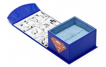Boutons de manchette Superman : Superman Shield