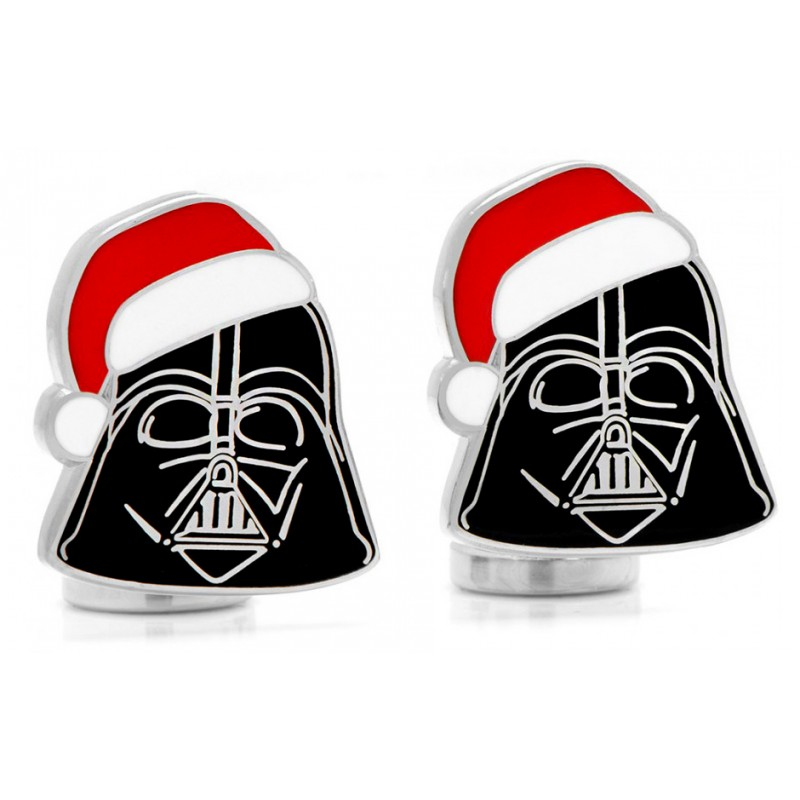 Boutons de manchette Star Wars: Merry Sithmas