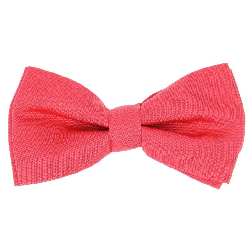 noeud papillon rose corail tilbury la maison de la cravate. Black Bedroom Furniture Sets. Home Design Ideas