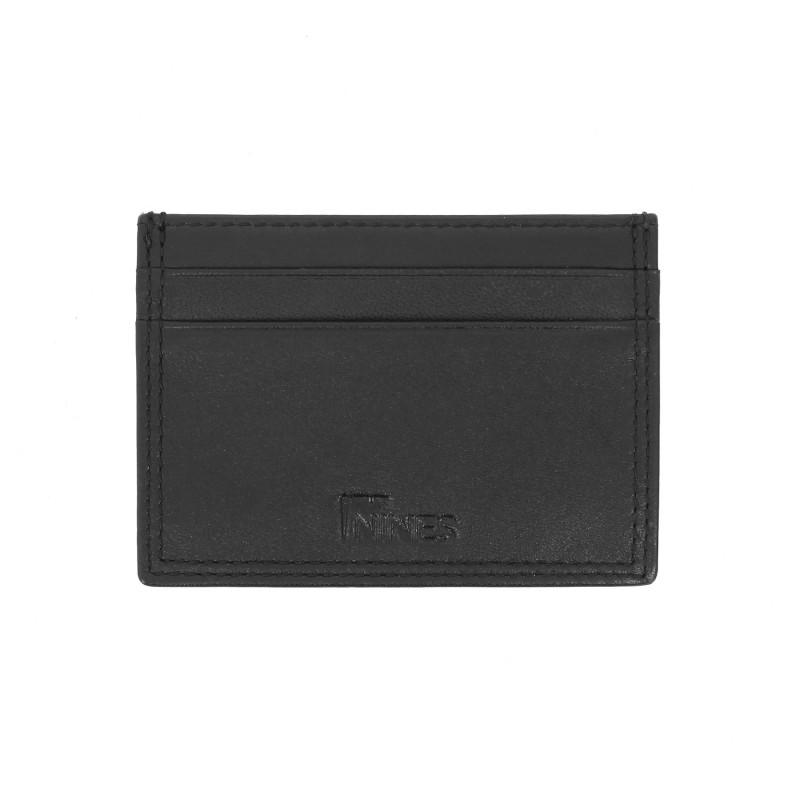 porte carte cuir noir porte carte de cr 233 dit maroquinerie