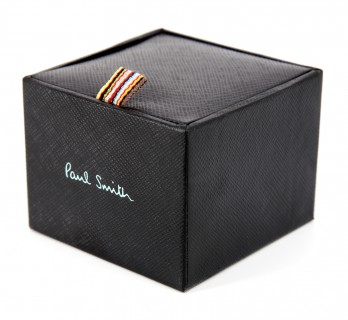 Paul Smith - Rectangle logo framboise
