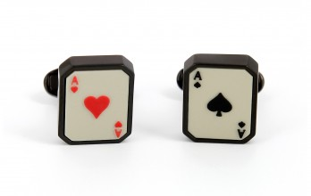 Boutons de manchette Paul Smith - Jeu de cartes