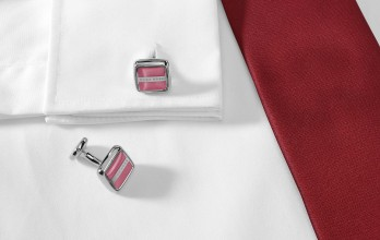 Boutons de manchette Hugo Boss - Robert Rose