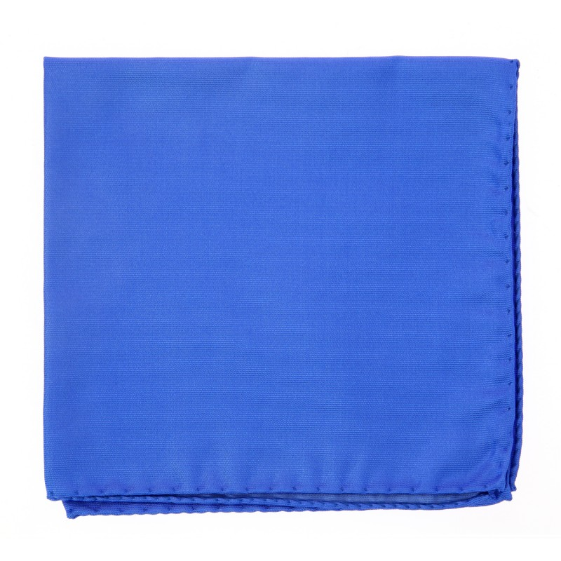 a4ed9db72831 Pochette bleu majorelle Milan II - Cravates - Maison de La Cravate