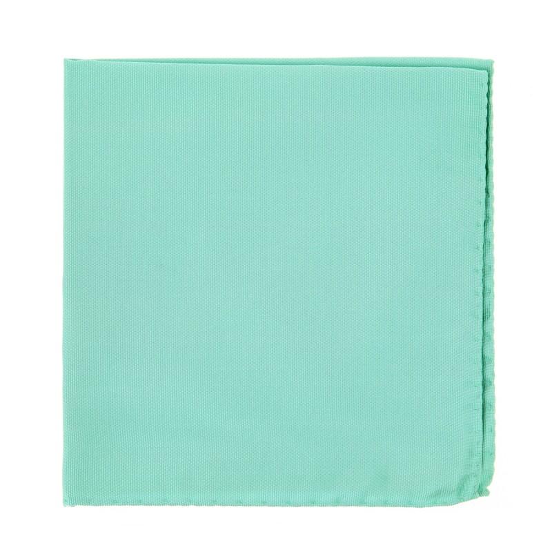 4a684e557d31 Pochette vert d eau Milan II - Cravates - Maison de La Cravate