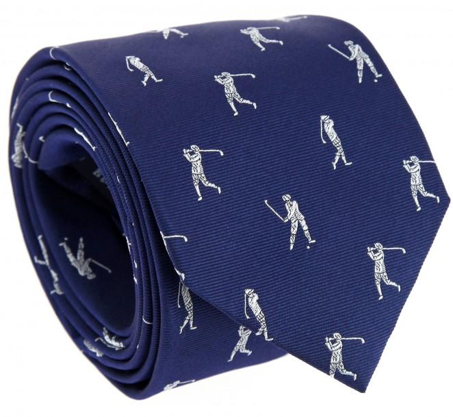Cravate hackett bleu marine motif la maison de la cravate - La maison de la cravate ...