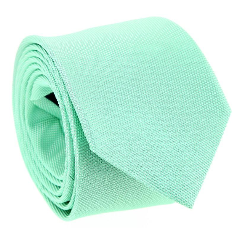 cravate soie natt e vert d 39 eau the nines saint honor ii vente cravate. Black Bedroom Furniture Sets. Home Design Ideas