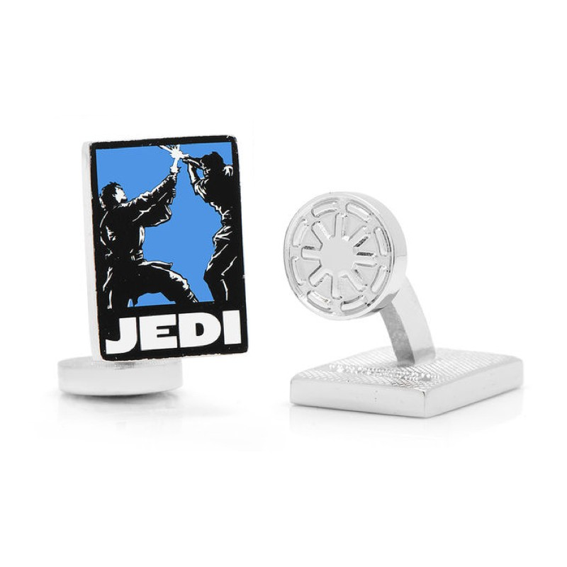 Boutons de manchette Star Wars: Jedi Pop Art Poster