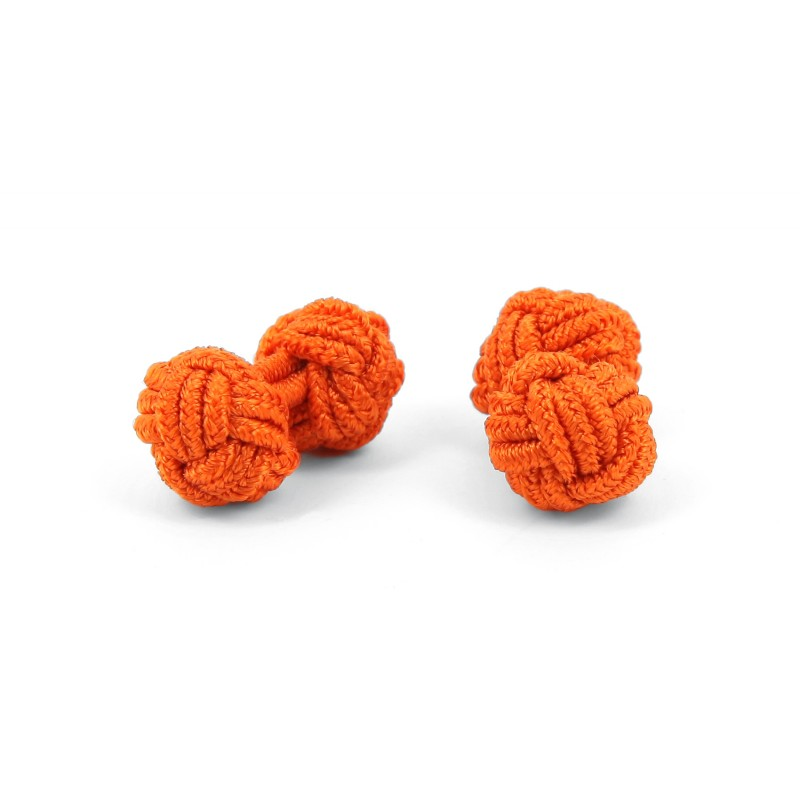 Passementerie orange - Bombay