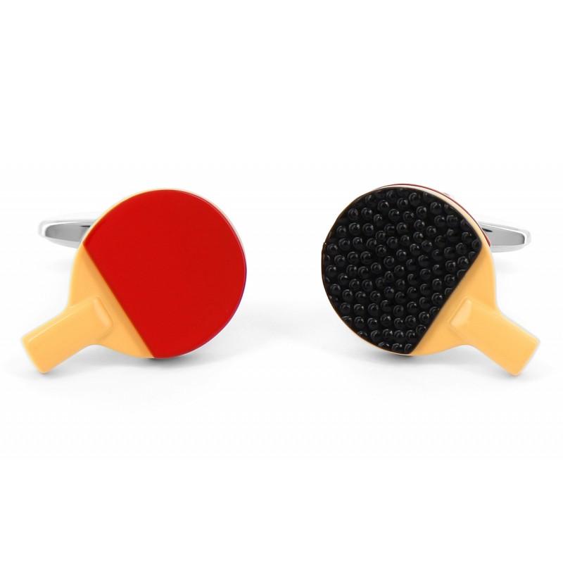 Boutons de manchette ping pong - Beijing
