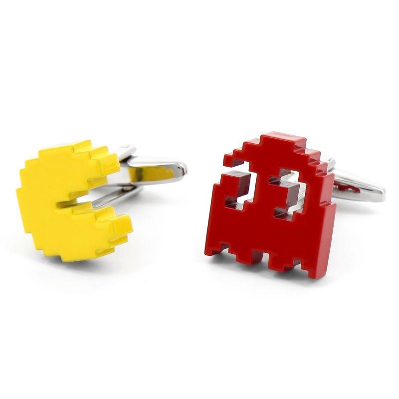 Boutons de manchette Pacman II
