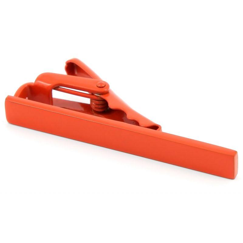 Pince à cravate orange - San Mateo