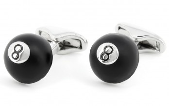 Boutons de manchette Paul Smith - Boule de Billard