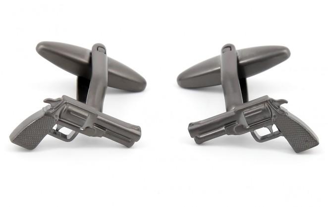 Boutons de manchette pistolet - Vauxhall Cross II