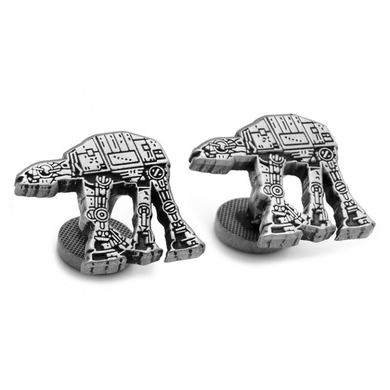 Boutons de manchette Star-Wars - AT-AT Walker