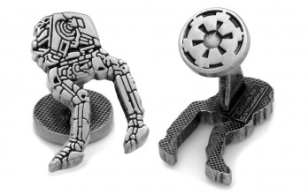 Boutons de manchette Star Wars: AT-ST Walker