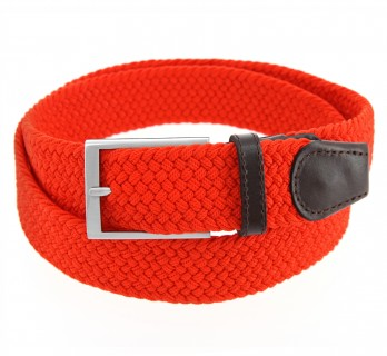 14486bae6256 Ceinture orange - l Atelier de la Ceinture - The Nines