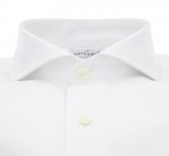 Chemise blanche col cutaway tailored fit