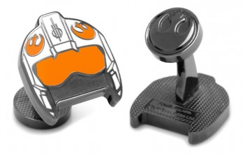 Boutons de manchette Star Wars: Fighter Pilot