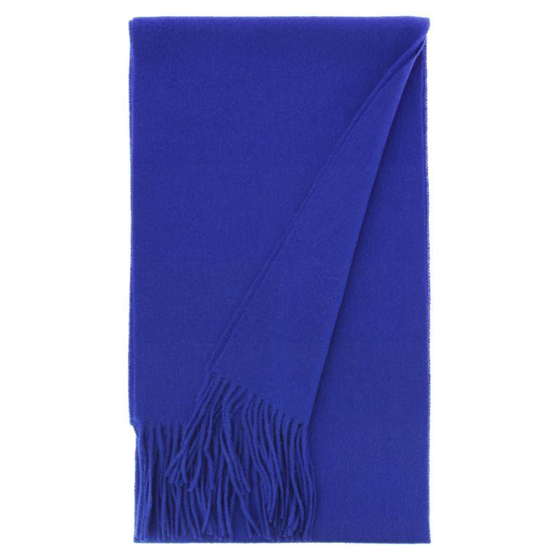 charpe bleu klein en laine vierge the nines. Black Bedroom Furniture Sets. Home Design Ideas
