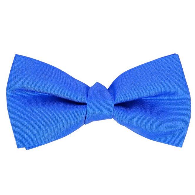 Noeud papillon bleu majorelle tilbury la maison de la - La maison de la cravate ...