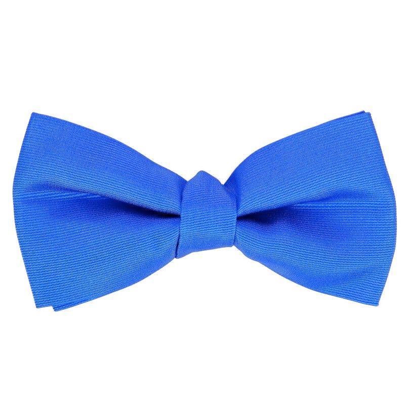 noeud papillon bleu majorelle tilbury la maison de la cravate