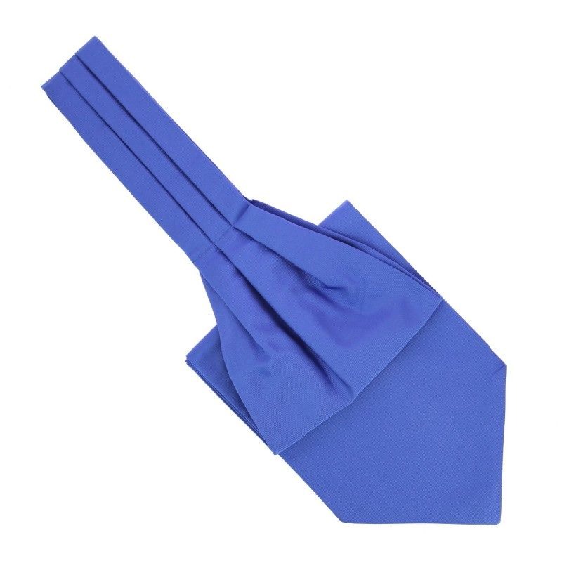 Ascot (lavallière) bleu bleuet - Ascot II