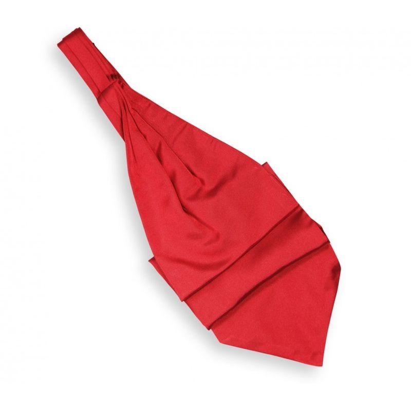 Ascot (lavallière) rouge - Ascot II