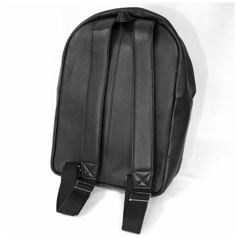 sac dos cuir noir lax the nines. Black Bedroom Furniture Sets. Home Design Ideas