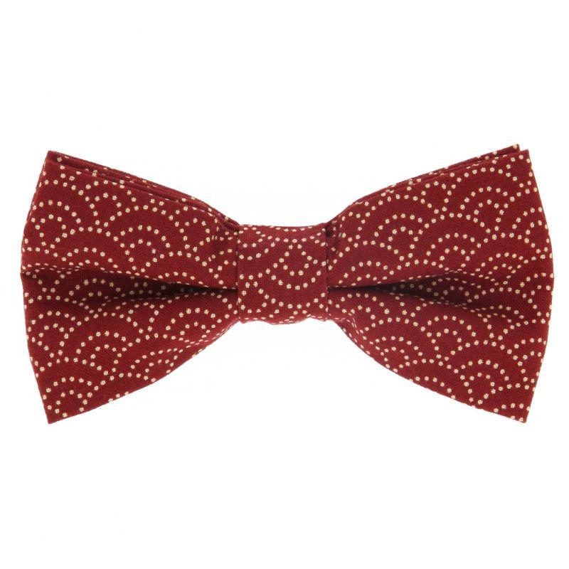 Np Rouge Vague Coton Japonais