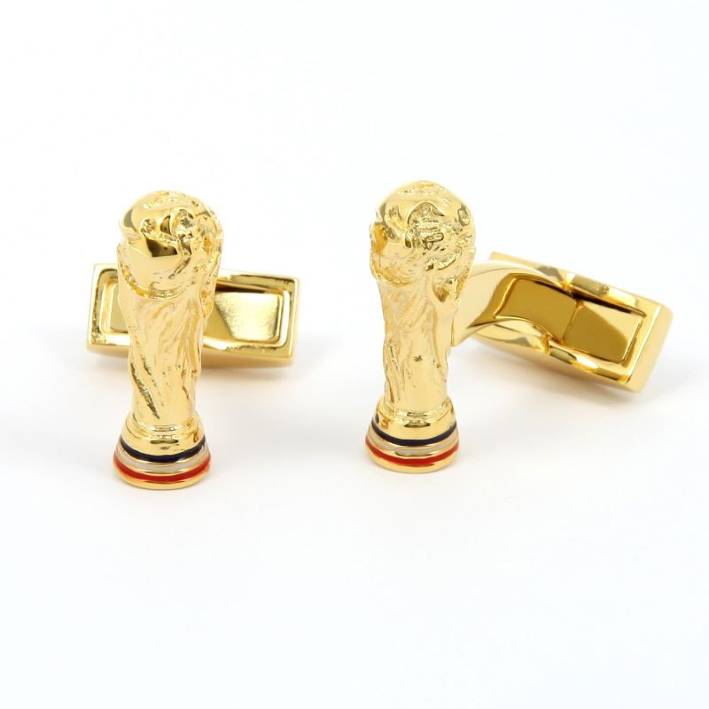 Boutons de manchette football - World Cup