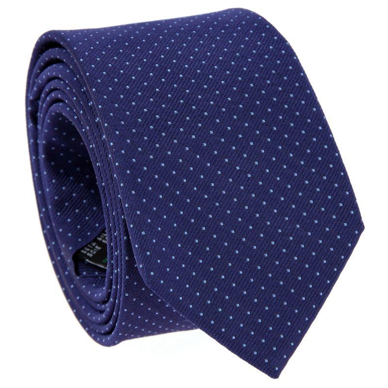 Cravate bleue à pois bleu ciel - Washington DC