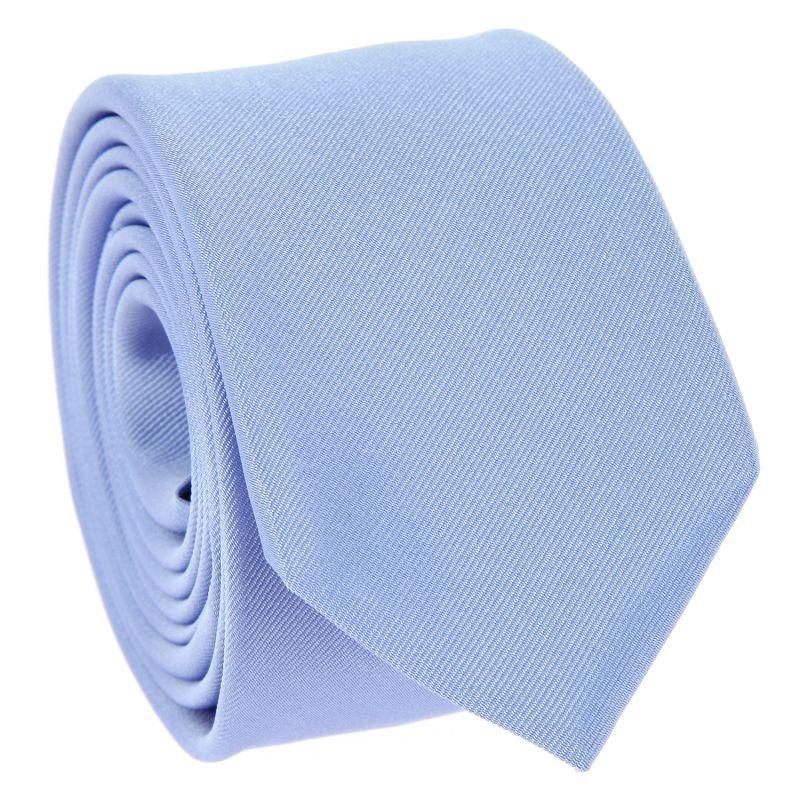 Cravate Slim Bleu ciel - Côme