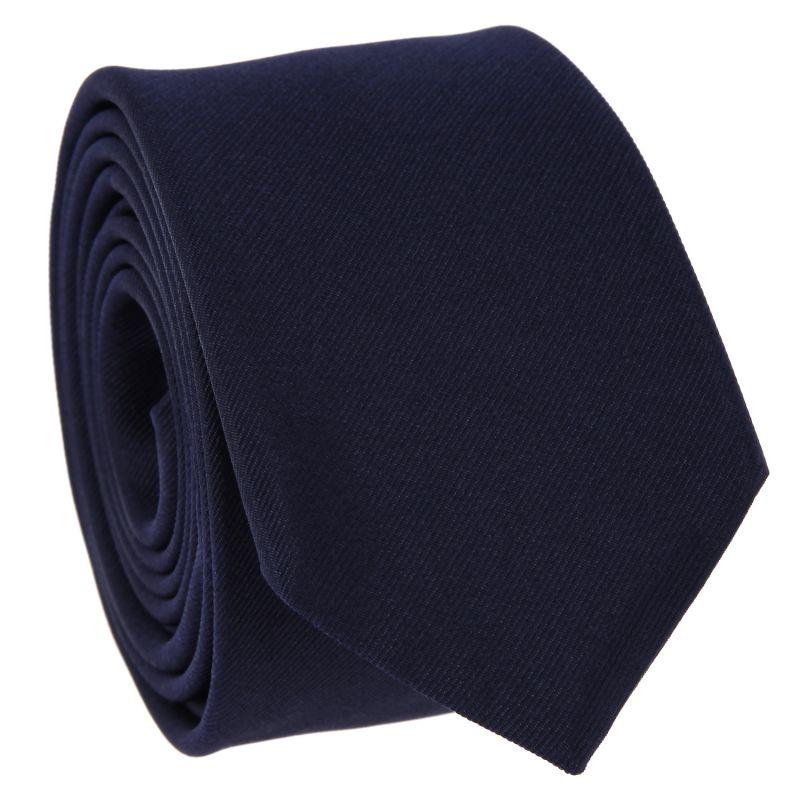 Cravate bleu nuit- Côme