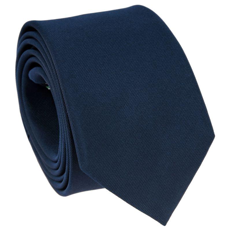 Cravate bleu minéral - Côme