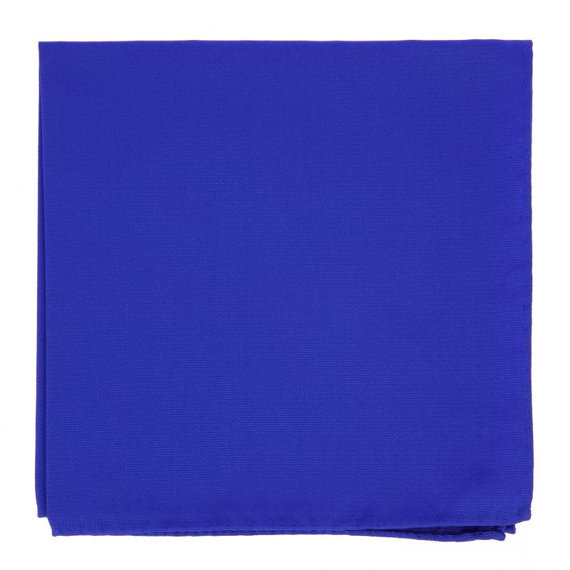 Pochette bleu électrique - Côme