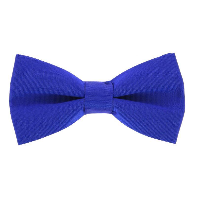 Noeud papillon bleu électrique - Côme