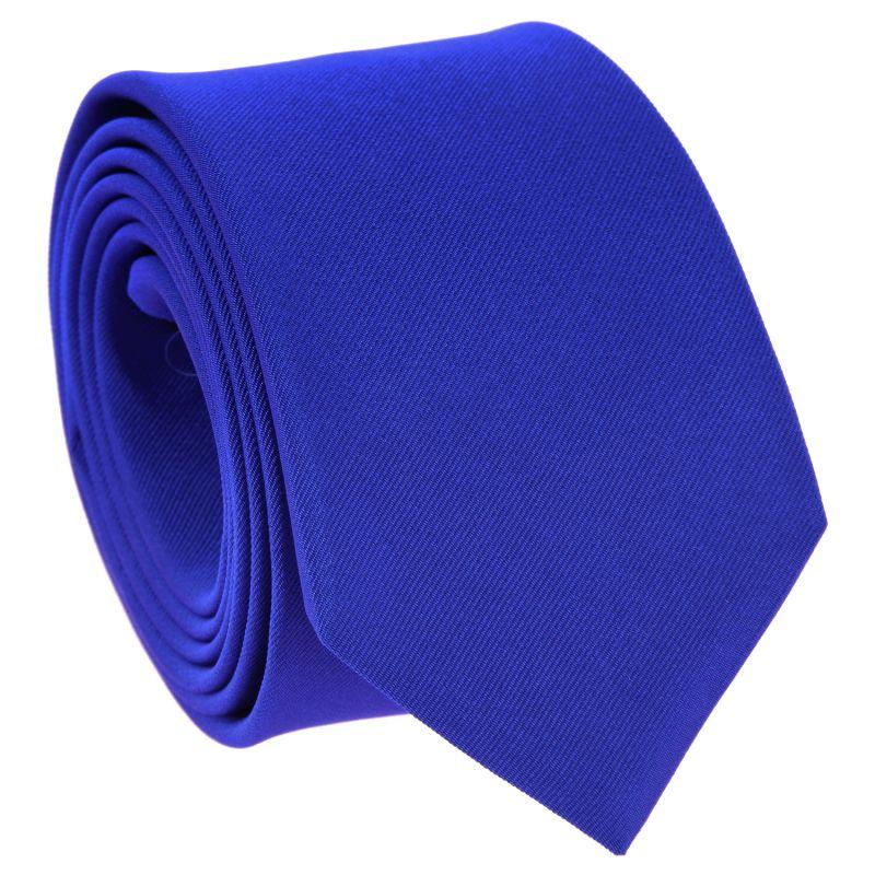 Cravate bleu électrique - Côme