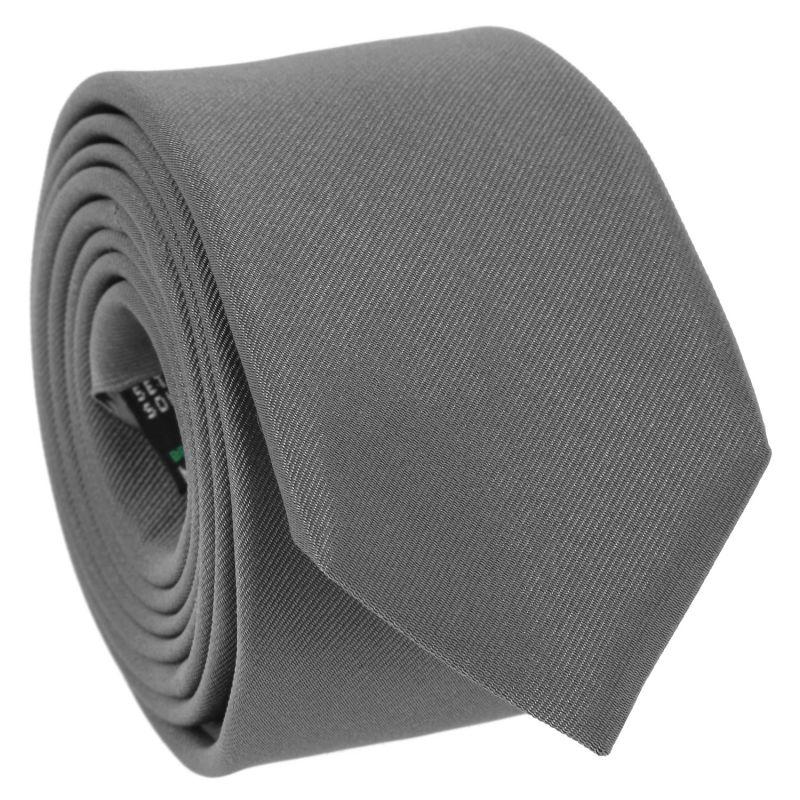 Cravate Slim Gris - Côme