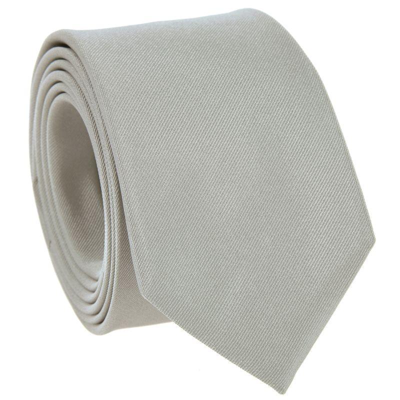 Cravate Gris Perle - Côme