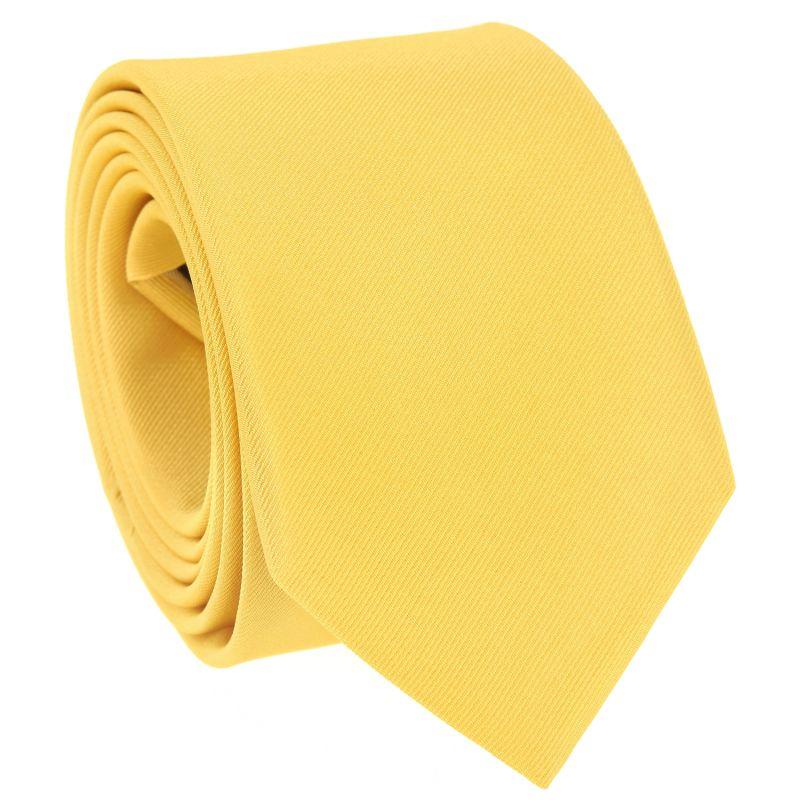 Cravate jaune - Côme