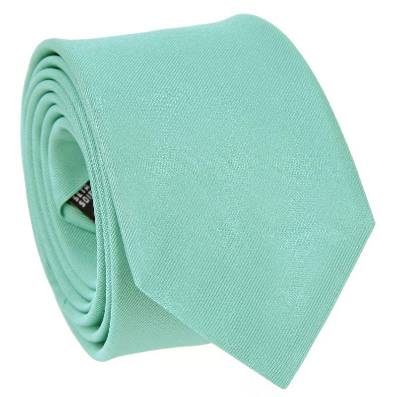 Cravate vert d'eau - Côme