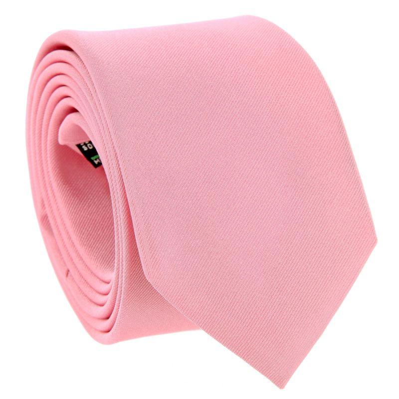Cravate rose - Côme